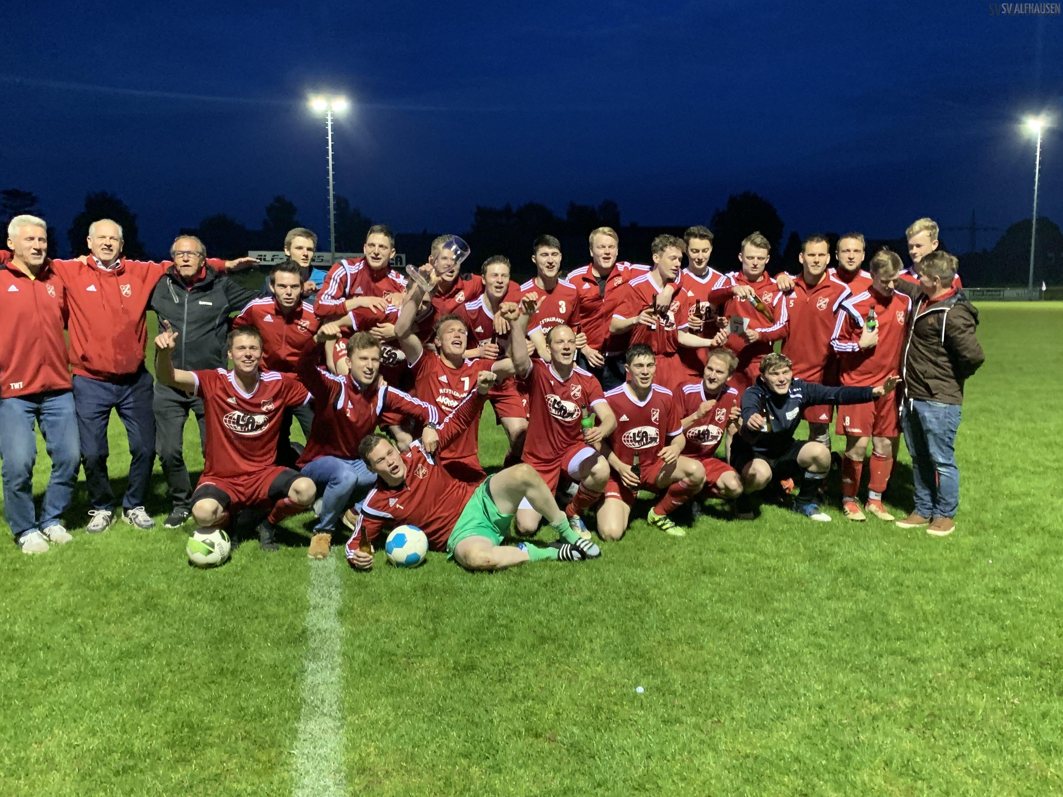 SV Alfhausen I Herren Meister 2019