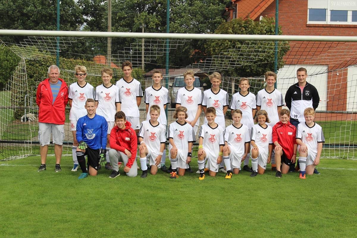 C1-Jugend JSG Alfhausen/Rieste