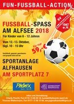 Fussball Camp @ Sportgelände Alfhausen